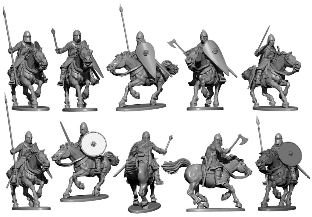 Norman Cavalry - Victrix Limited