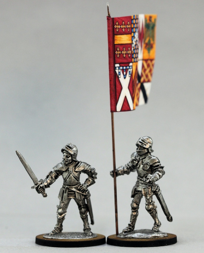 On Foot Characters - Athena Miniatures