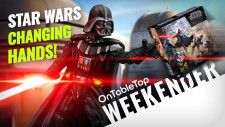 The Future Of Star Wars Miniatures Games + Bot War; More Than Meets The Eye! #Weekender