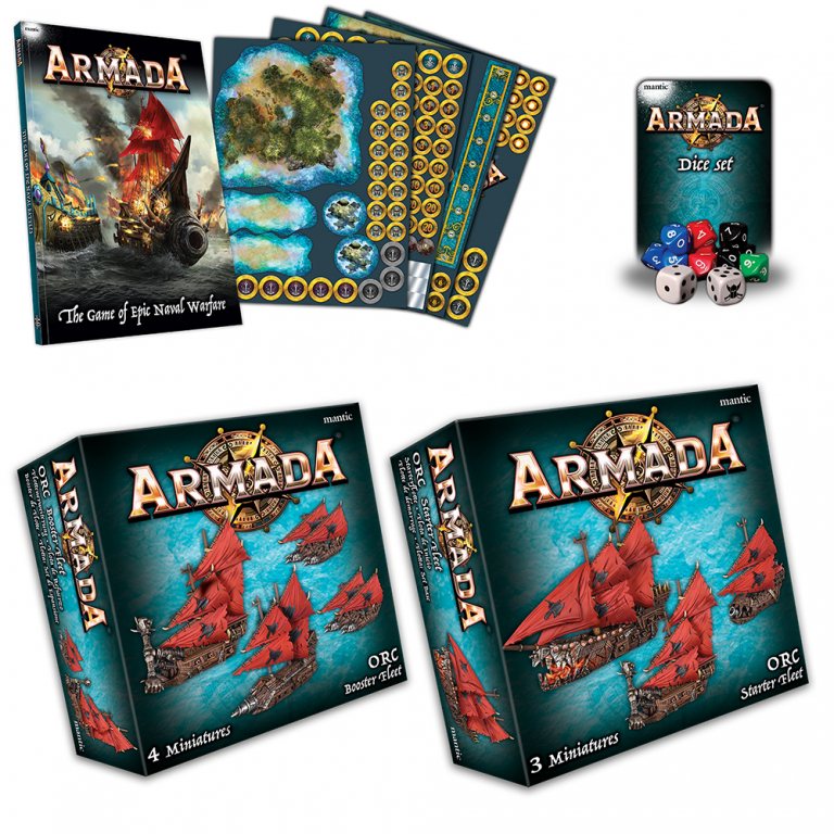 Orc Getting Started Bundle - Mantic Games
