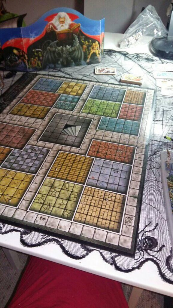 Playing HeroQuest by Rhi Louise - Facebook