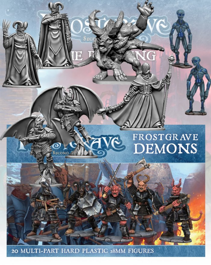 Red King Collection - Frostgrave
