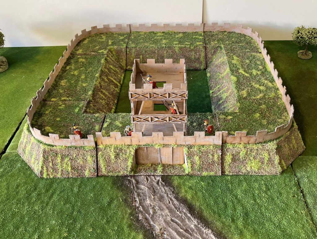 Roman Marching Fort - Empires At War