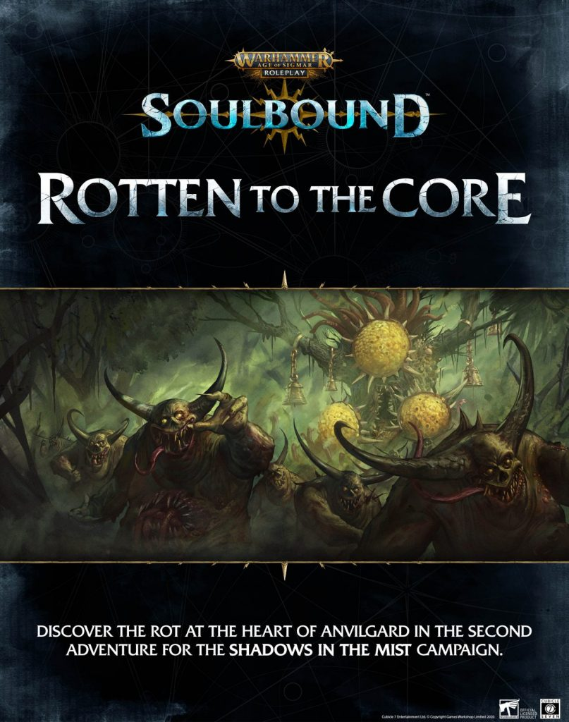 Rotten To The Core - Age Of Sigmar Soulbound