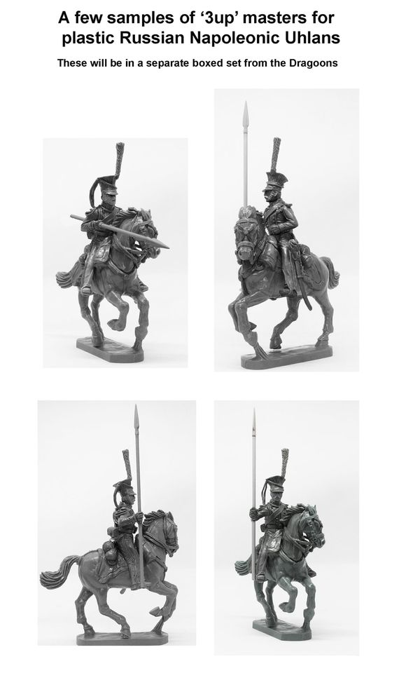 Russian Napoleonic Uhlans - Perry Miniatures