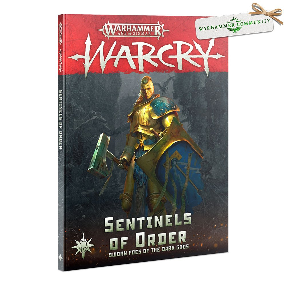 Sentinels Of Order - Warcry