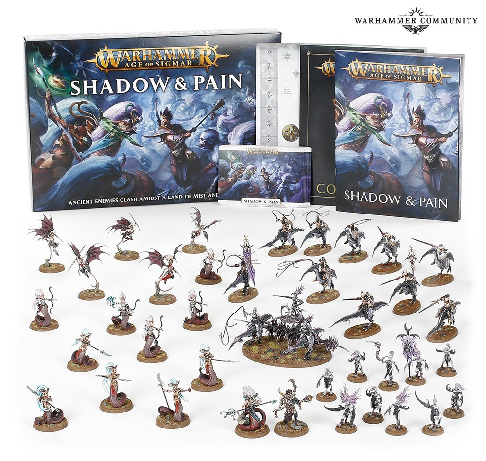 Shadow & Pain - Age Of Sigmar