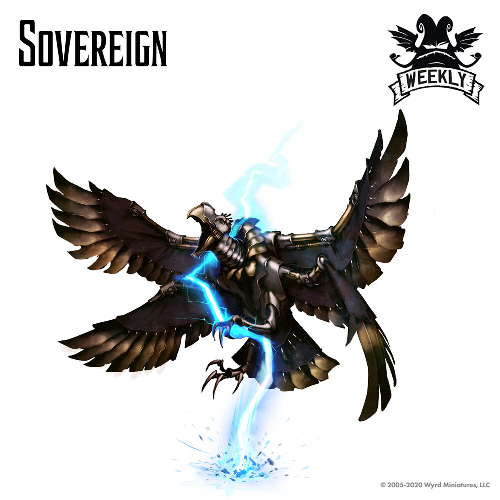 Sovereign Art - Malifaux