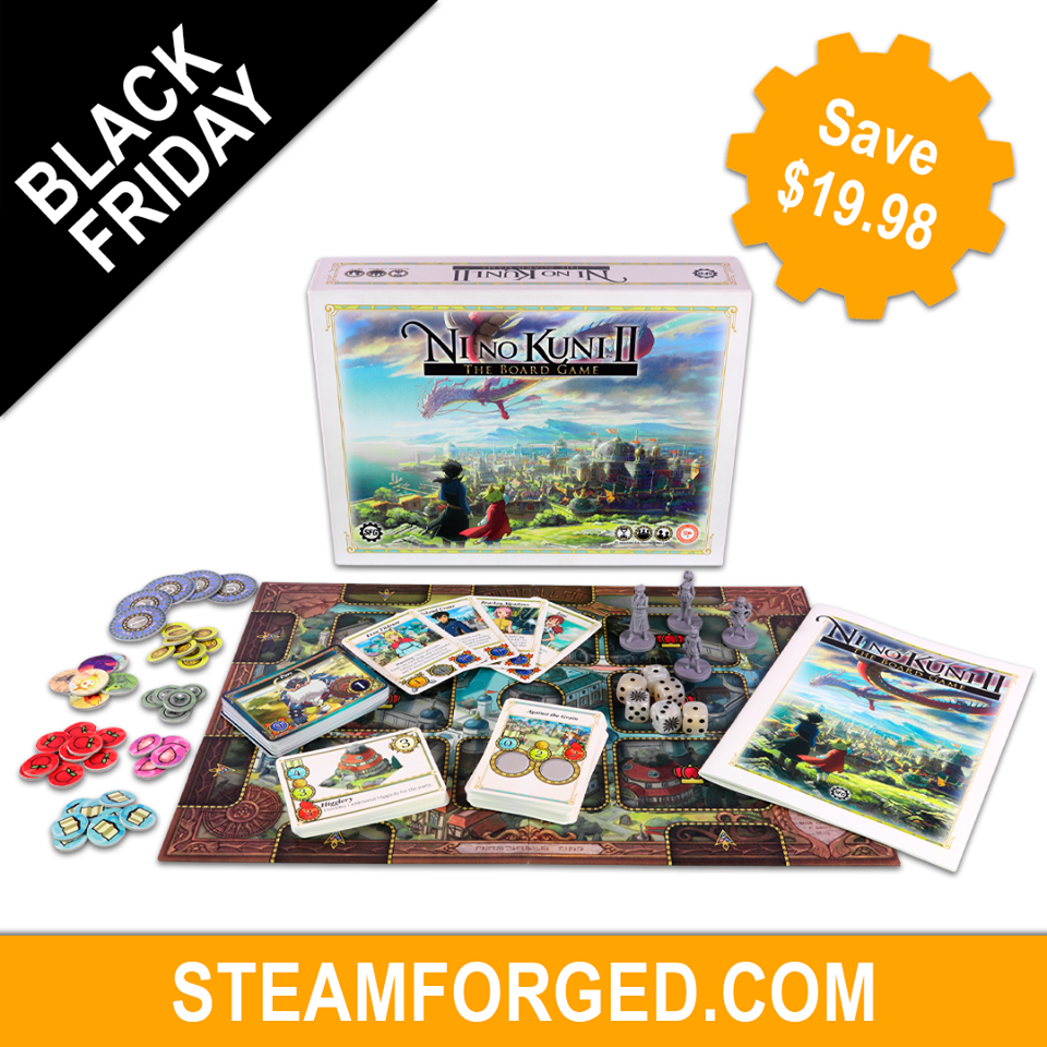 Steamforged Games - Black Friday