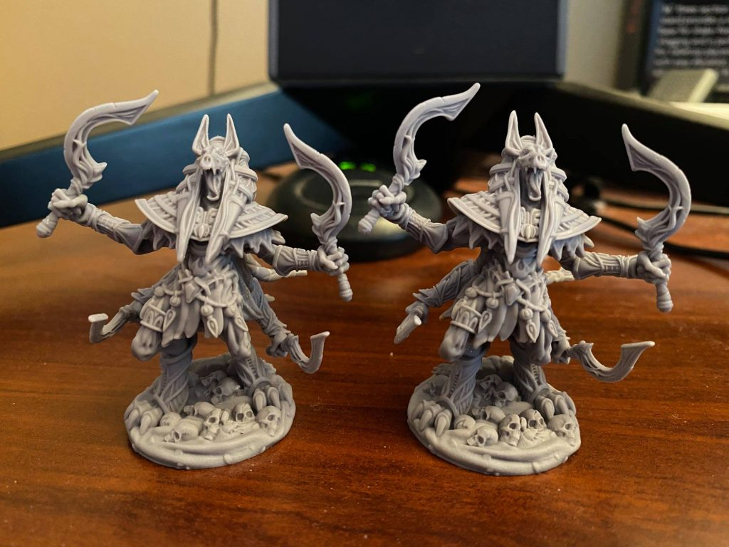Stormsunder Master Miniatures Duo - Lazy Squire Games