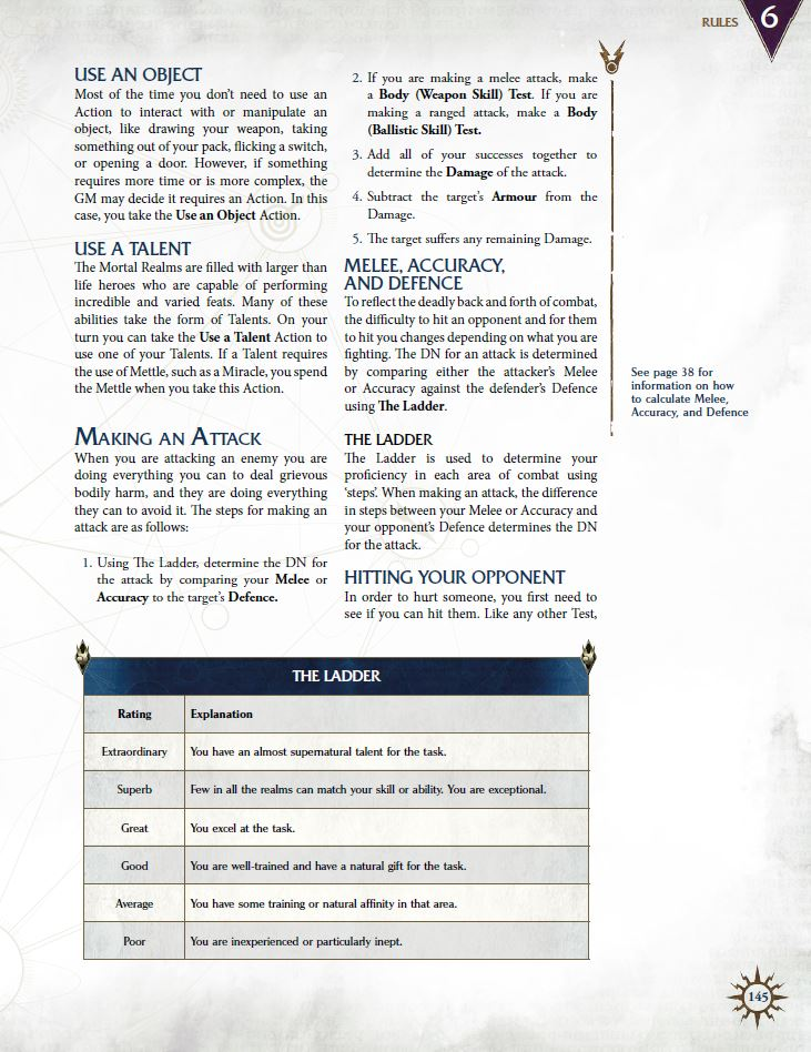 The Ladder - Cubicle 7