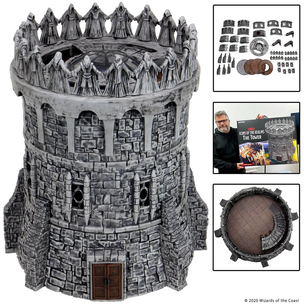 The Tower - WizKids
