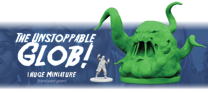 The Unstoppable Blob - Blacklist Games