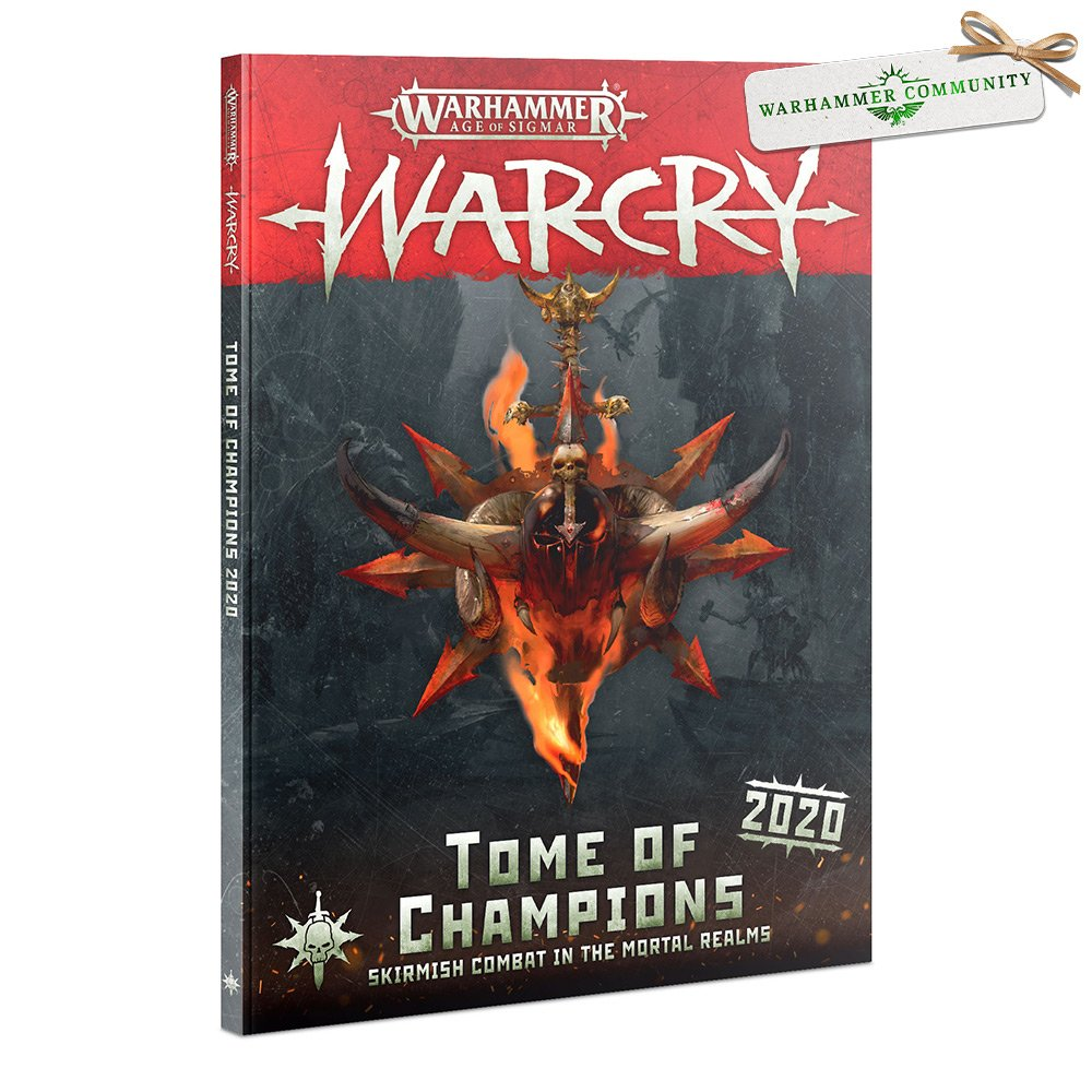 Tome Of Champions 2020 - Warcry