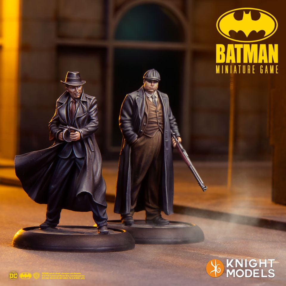 Two-Face Gangsters - Knight Models