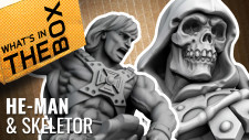 Unboxing: He-Man & Skeletor – Masters Of The Universe | Archon Studio