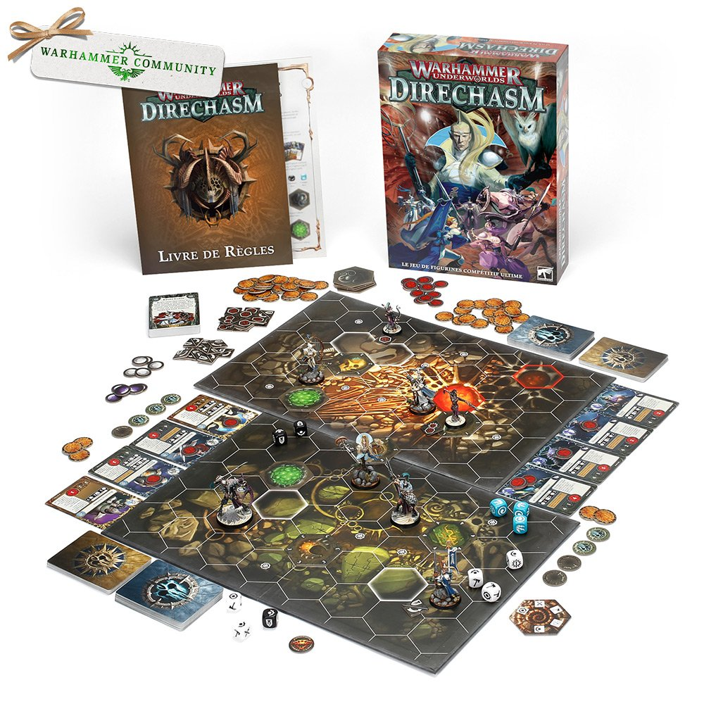 Warhammer Underworlds Direchasm - Games Workshop