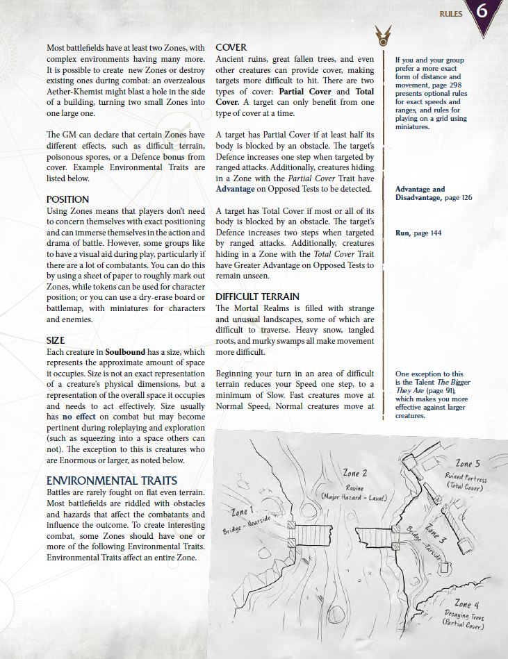 Zones & Rules - Cubicle 7