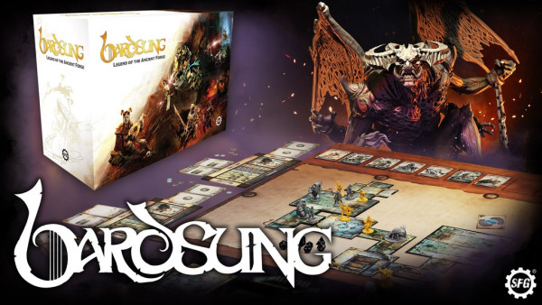 Steamforged Games Announce All-In Pledge For Bardsung