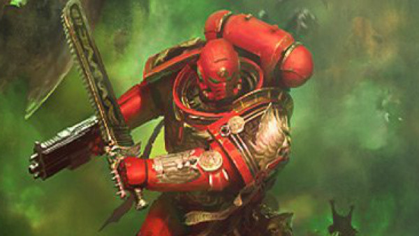 The Blood Angels Get New Codex & Battle Brothers Soon