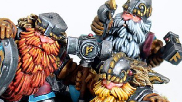 MOMminiaturas Add New Dwarf Heroes To Their Fantasy Range