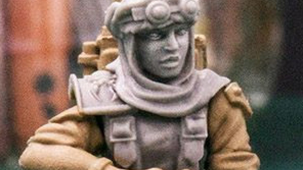 Victoria Miniatures Preview Female Desert Troopers