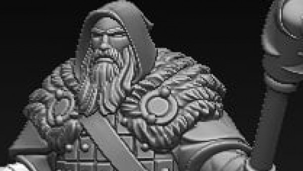 Red Box Games Tinker With 3D Sculpted Norsemen