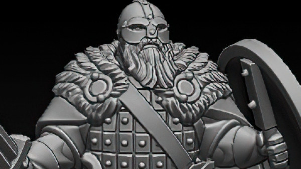 Red Box Games Try Their Hand At Digital Viking Sculpting