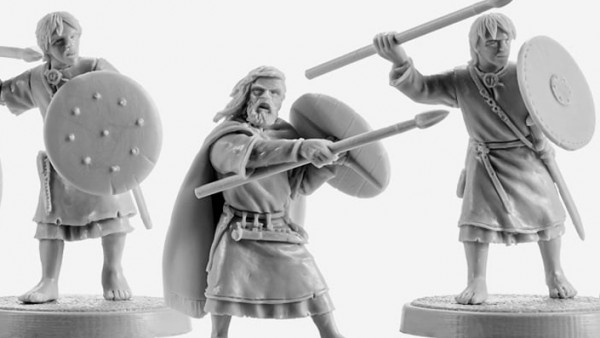 Chuck Irish Javelins With V&V Miniatures' New Releases