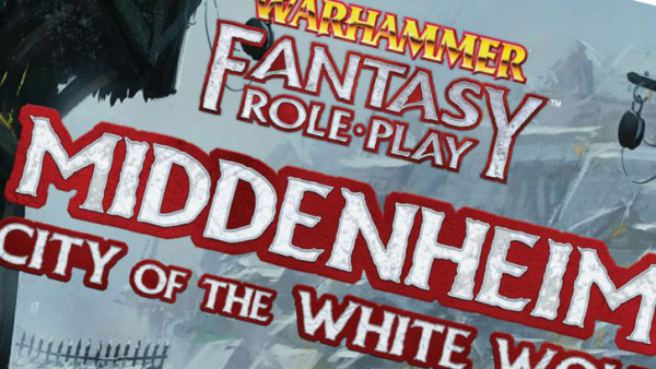 Explore Middenheim & More In Warhammer Fantasy Role-Play