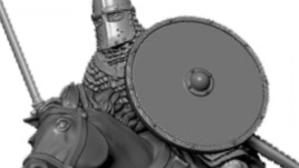 Victrix Preview Charging Dragoons & Armoured Norman Knights