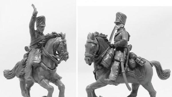 Perry Preview Prussian & Russian Napoleonic Miniatures