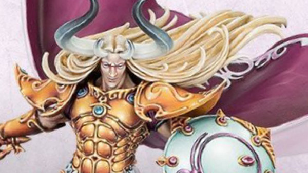Prince Sigvald Returns To Lead Age Of Sigmar's Slaanesh Armies