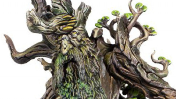 Don't Be Hasty! New Plastic Treebeard Is On The March