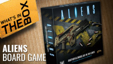 Unboxing – Aliens: Another Glorious Day In The Corps | Gale Force Nine