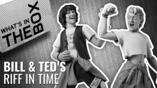 Unboxing: Bill & Ted's Riff In Time   Warcradle Studios