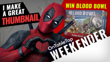 Marvel's Badass Deadpool & X-Force Miniatures + Epic Vikings Worthy Of Tabletop Valhalla! #Weekender