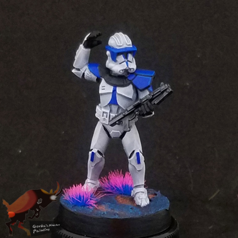 501st phase two squad