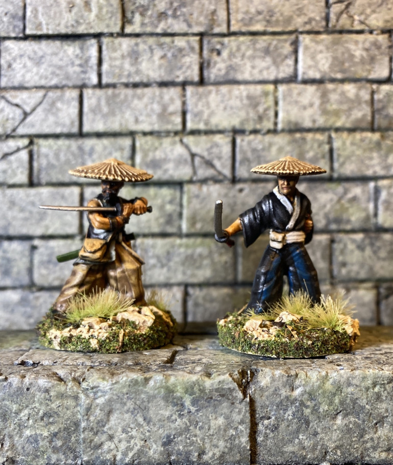 Some bandits for Test of Honour