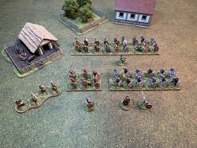 The Completed Warband