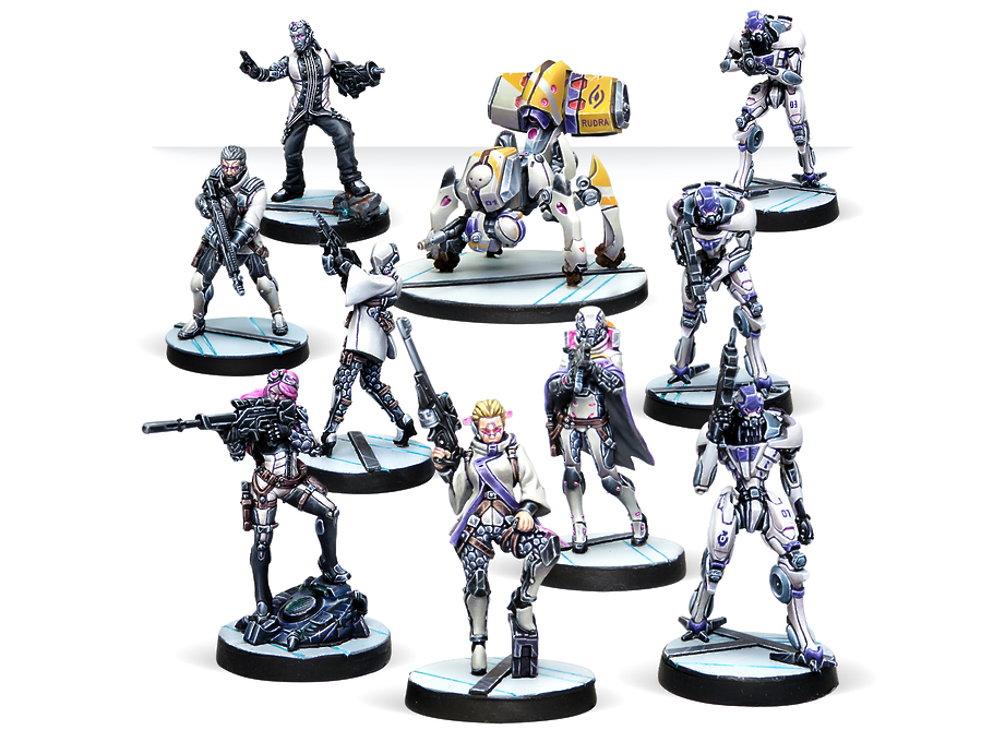 ALEPH OperationS Action Pack - Infinity