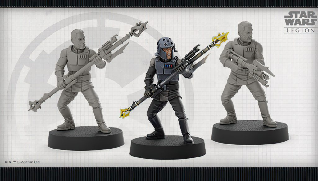 Agent Kallus New - Star Wars Legion