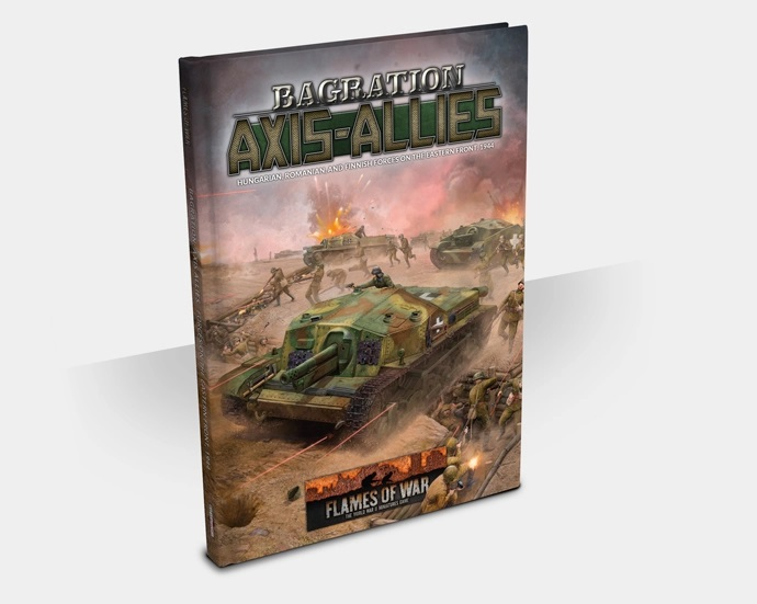 Bagration Axis & Allies - Flames Of War