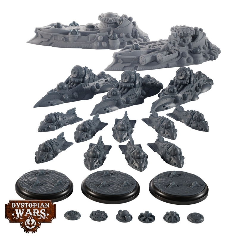 Covenant Of The Enlightened - Dystopian Wars