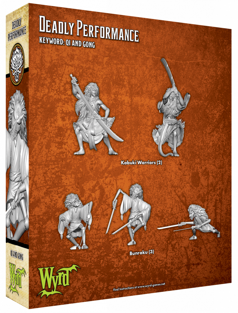 Deadly Performance - Malifaux