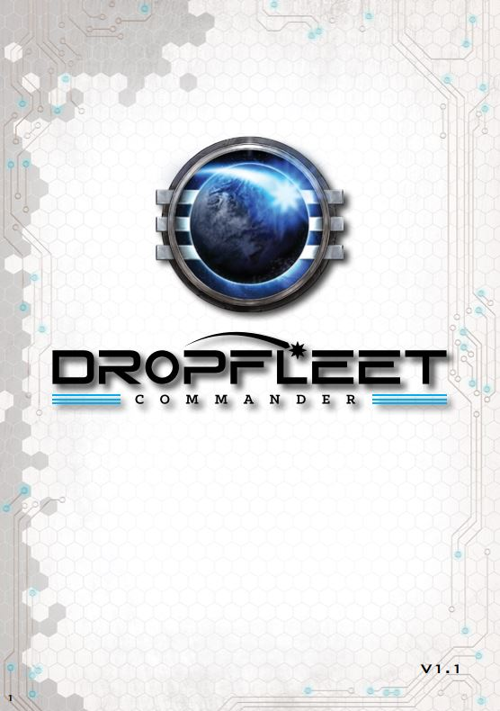 Dropfleet Commander Rulebook - TTCombat