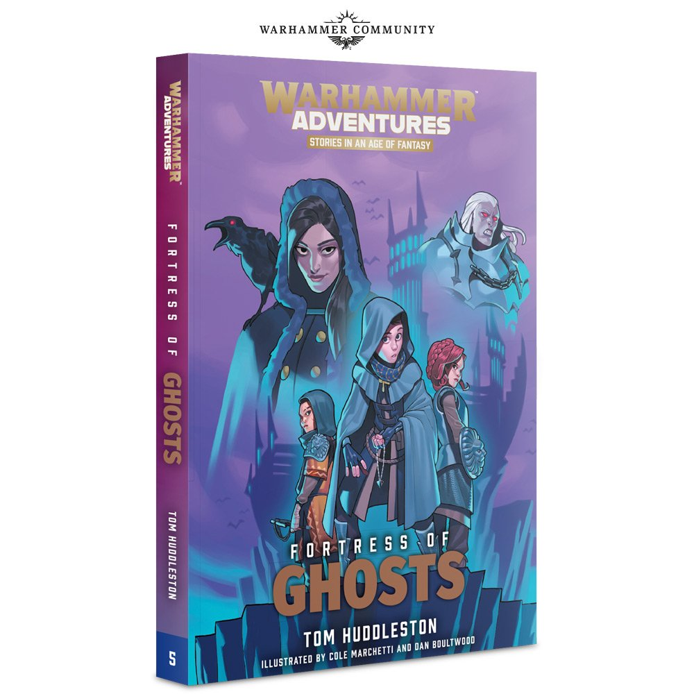 Fortress Of Ghosts - Games Workshop
