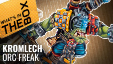 Unboxing: Orc Freak | Kromlech