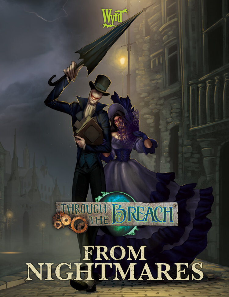 From Nightmares - Wyrd Games