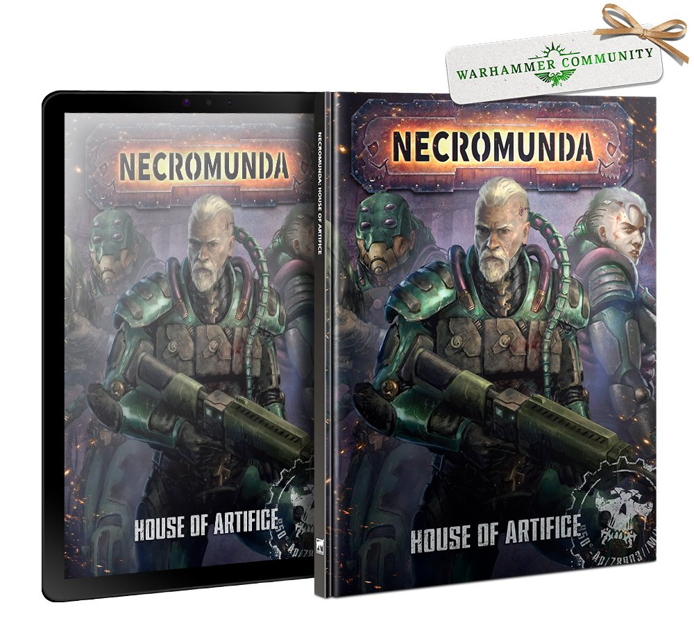 House Of Artifice - Necromunda